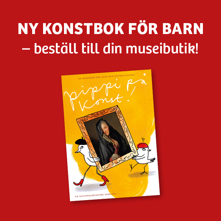 Ny konstbok för barn –beställ till din museibutik!