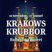 10 november–27 januari Krakows krubbor Hallwylska museet