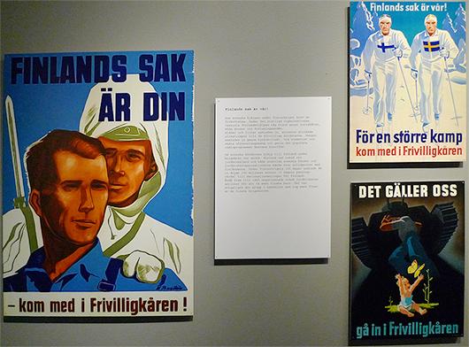 """""""Den svenska hjälpen under vinterkriget blev en folkrörelse. Under den statliga organisationen Centrala Finlandshjälpen låg bland annat Lottakåren, Röda Korset och Frälsningsarmén."""""""