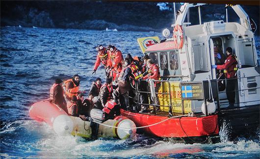 Foto: Sjöräddningen