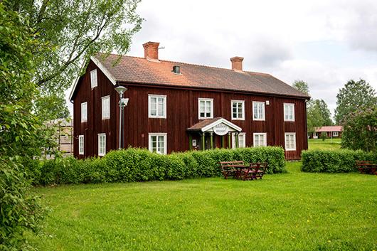 Exteriör museet. Foto: Ottilia Adelborgmuseet