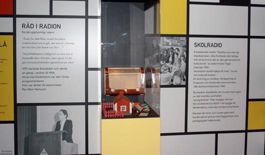 Skolradions uppgift var att fostra barnen socialt och kulturellt.