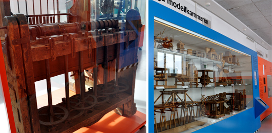 Polhem drömde om en framtid där allt tungt arbete uträttades av maskiner.