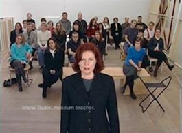 Bild ur Annika Erikssons videoverk