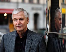 Museiutredaren Clas-Uno Frykholm föreslår bland annat en ny museilag och en ny myndighet. Foto: Stefan Tell