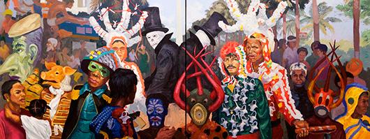 El Museo del Barrio finns på The Museum Mile, New York, och skildrar latinamerikansk och karibisk konst och hur denna bidragit till nordamerikansk kultur. Museet vill aktivt påverka samhället och stärka identitet och självkänsla hos spanskspråkiga immigranter. Foto: El Museo Del Barrio