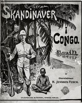 Bild ur utställningen Kongospår