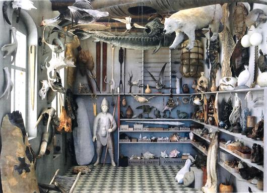 Ett exempel på samtidens fascination av Ole Worms museum är utställningen Room One, där den amerikanska konstnären Rosamond Purcell återskapade Museum Wormianum för Steno Museet i Århus 2010. Affischen (ovan) är en färglagd detalj av omslaget till Worms museums katalog 1655.