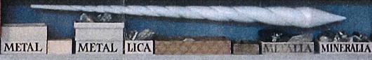 """Worms förnekade att enhörningar existerat, men visade ändå ett """"enhörningshorn"""" bland rariteterna. Bilden en detalj ur affisch till Room one 2010."""