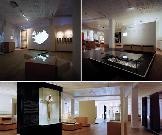 Inför den isländska utställningen The Making of a Nation hade man en rejält tilltagen budget. Foto: Petra Lindfors