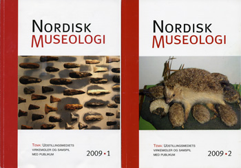 Nordisk Museologi 2009:1-2, ISSN 1103-8152