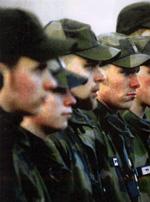 """1978 beslutade riksdagen att kvinnor skulle släppas in i försvaret och socialstyrelsen """"friskförklarade"""" homosexualitet."""